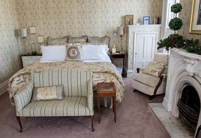 William Shakespeare Room Marble Mansion Inn